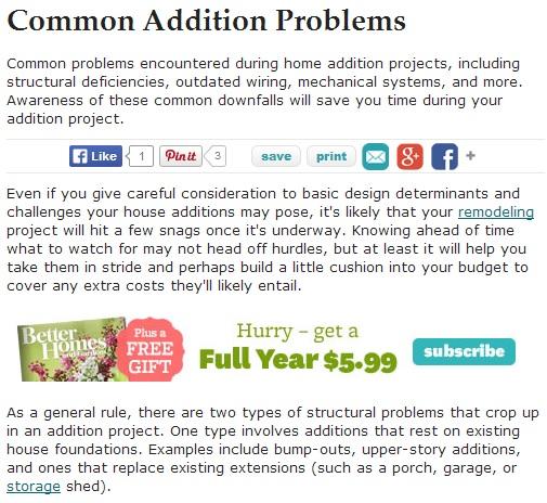 Common Addition