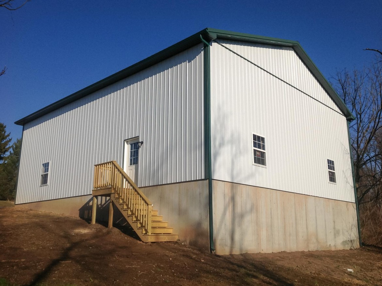 New 2-Bay Garage