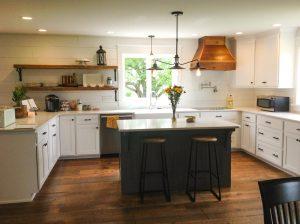 Complete Kitchen & Living Room Remodel