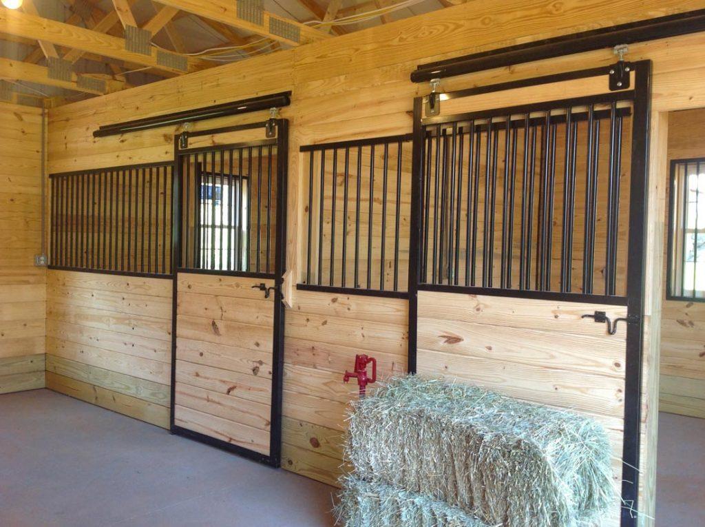 New Horse Barn