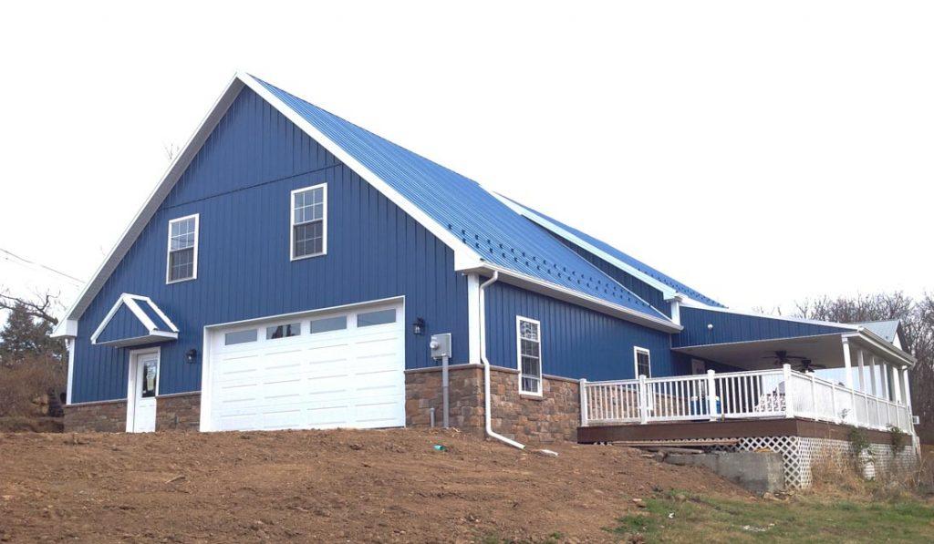 Major home addition